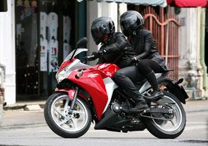 Honda CBR250R, la opción citadina