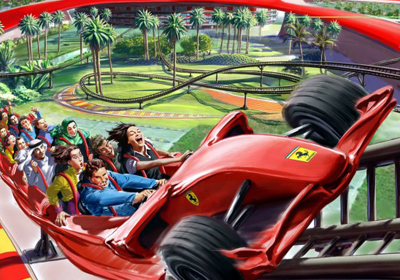 Ferrari World Abu Dhabi: Sueño hecho realidad