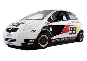 Toyota Yaris GT-S Club Racer en el Salón SEMA