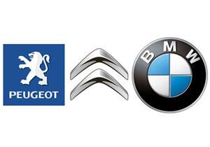 BMW y PSA desarrollarán sistemas de tracción delantera