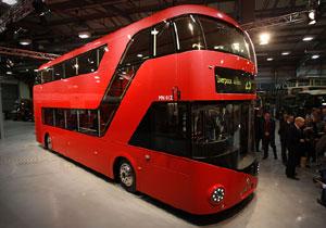 Londres estrenará nuevos autobuses double decker