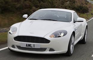 Exclusivo Aston Martin Club Lounge en Singapur