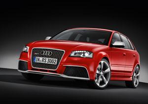 Audi RS3 Sportback sale a la luz