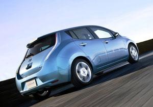 Nissan LEAF es el ganador del premio Car of the Year 2011