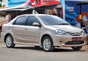 Toyota Etios, el primer auto low-cost de la marca