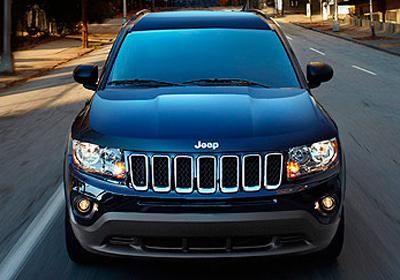 Jeep Compass 2012 debuta en el Salón de Detroit 2011