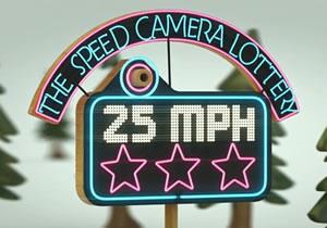 ¿Qué pasaría si sorteamos parte de los fondos de las multas de velocidad?