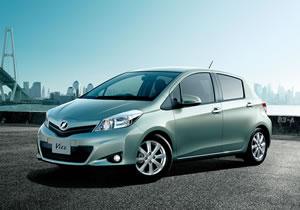 Primeras imágenes del Toyota Yaris 2012