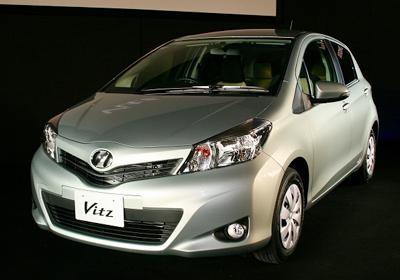 Toyota Yaris 2011: Primeras fotografías reales