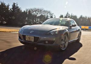 Mazda RX-8 a prueba, el poder de un triángulo