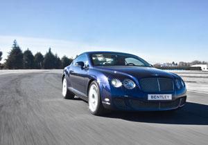 Bentley Continental GT 2010 a prueba
