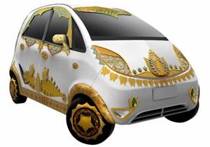 Tata Nano Goldplus: Versión de oro del auto más barato del mundo