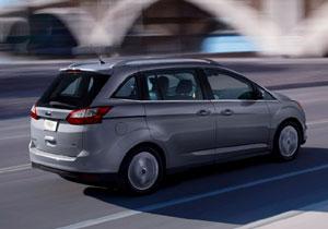 Ford C-Max se venderá en Estados Unidos