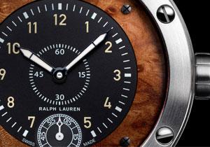 Ralph Lauren diseña reloj inspirado en el auto subastado más caro del mundo