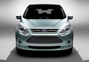 Ford presenta en el Salón de Detroit el C-Max Energi e Hybrid
