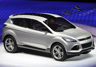 Ford Vertrek Concept debuta en el Salón de Detroit 2011