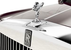 El símbolo de Rolls-Royce cumple un siglo