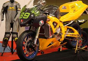 Moto Swigz totalmente eléctrica al nivel de una 1000cc