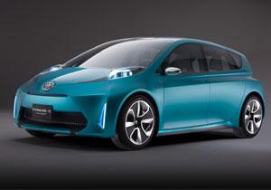 Toyota Prius C Concept debuta en Detroit 2011