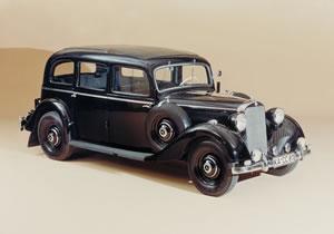 El primer auto a Diésel de Mercedes-Benz cumple 75 años