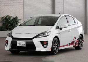 Toyota en el Tokio Auto Salón 2011