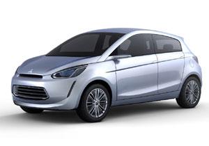 Primera imagen del Mitsubishi Concept Global Small