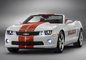 Chevrolet Camaro Convertible Indianápolis 500