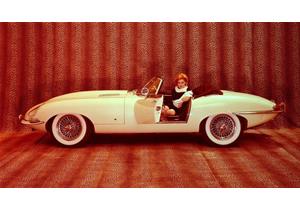 El Jaguar XK-E cumple 50 años