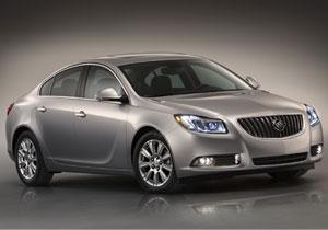 Buick Regal eAssist 2012 debuta en el Salón de Chicago