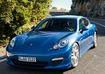 Porsche Panamera S Híbrido 2012: Para no creerlo