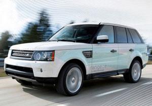 Land Rover Range E Concept presente en el Salón de Ginebra