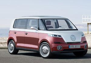 Volkswagen Bulli debuta en el Salón de Ginebra