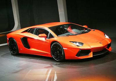 Lamborghini Aventador LP 700-4: Impresionante