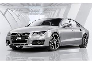 ABT reviste el Audi A7 para el Salón de Ginebra