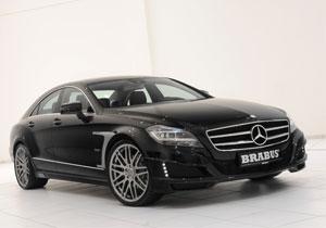 Mercedes-Benz CLS Brabus debuta en Ginebra 2011