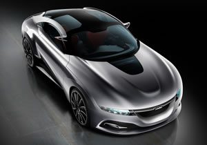 Saab PhoeniX Concept debuta en el Salón de Ginebra 2011