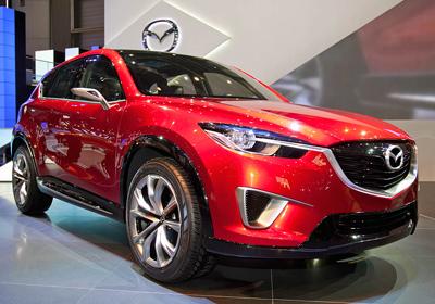 Mazda MINAGI: ¿El CX-5 2012?