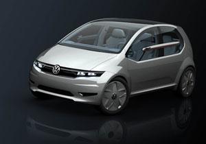 Volkswagen Giugiaro Go! en el Salón de Ginebra 2011