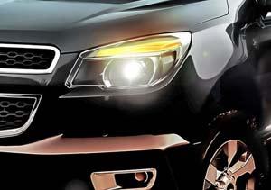 Chevrolet Colorado 2012, primera imagen