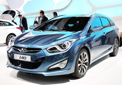 Hyundai i40: El Sonata Station