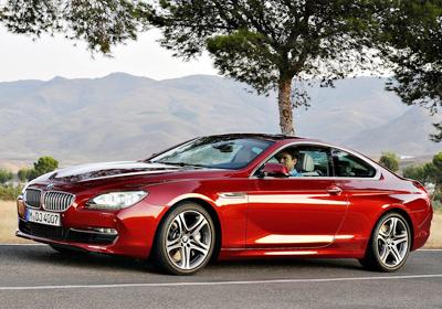 BMW Serie 6 Coupé 2012: Simplemente soberbio