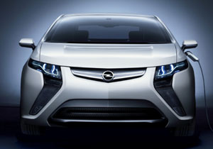 Opel Ampera debuta en el Salón de Ginebra 2011