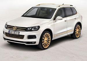 Volkswagen Race Touareg 3 Qatar y Gold Edition