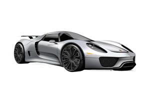 Porsche 918 Hybrid es una realidad, pero hay que esperar