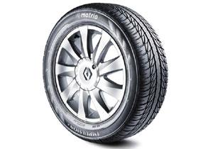 Motrio, nuevo neumático de Renault