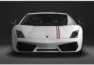 Lamborghini Gallardo LP560-4 Tricolore, conmemorando los 150 años de la unificación italiana