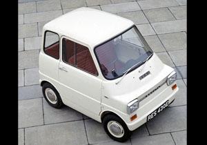 Ford Comuta, el microauto eléctrico de 1967