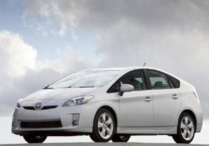 Rompiendo récords absurdos en un Toyota Prius