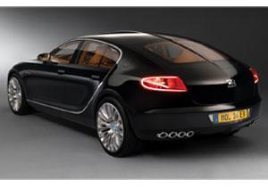 Bugatti 16C Galibier a producción