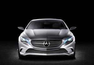 Mercedes-Benz Clase A Concept debuta en el Salón de Shanghai 2011